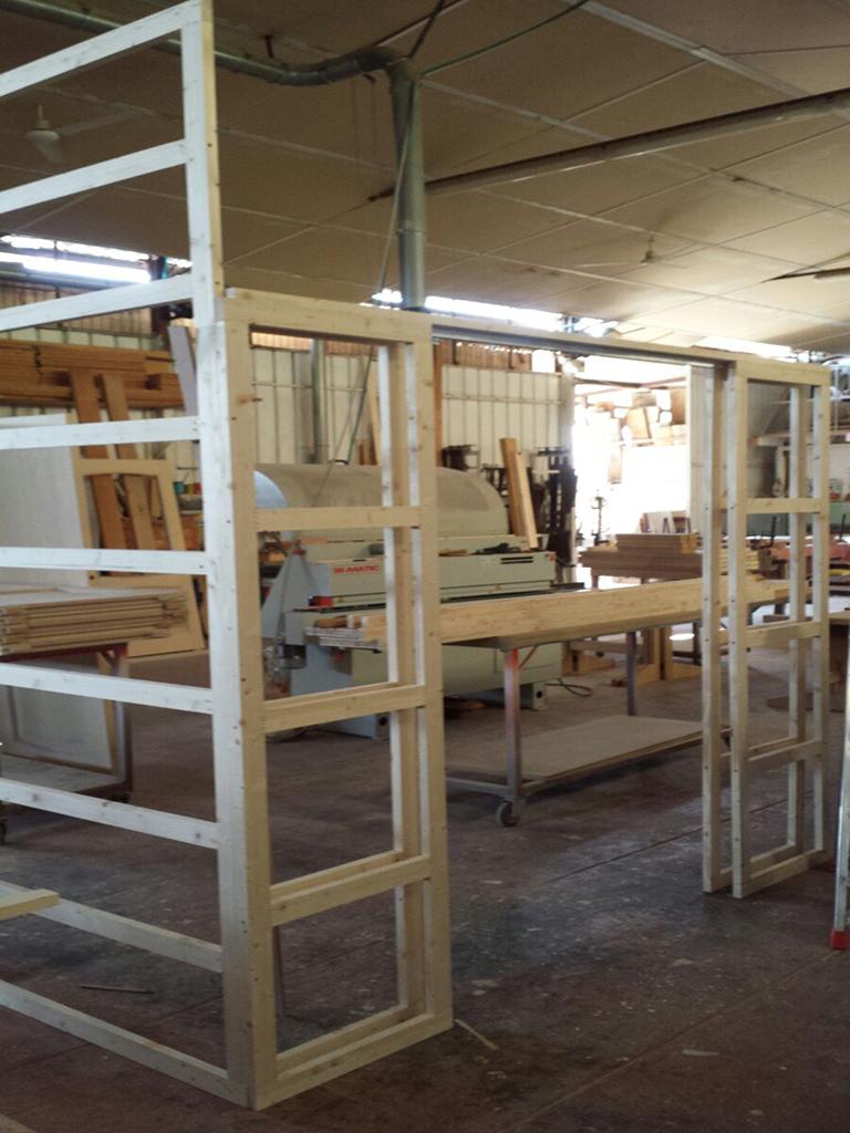 Falegnameria for Affitti di cabina iowa lansing ia