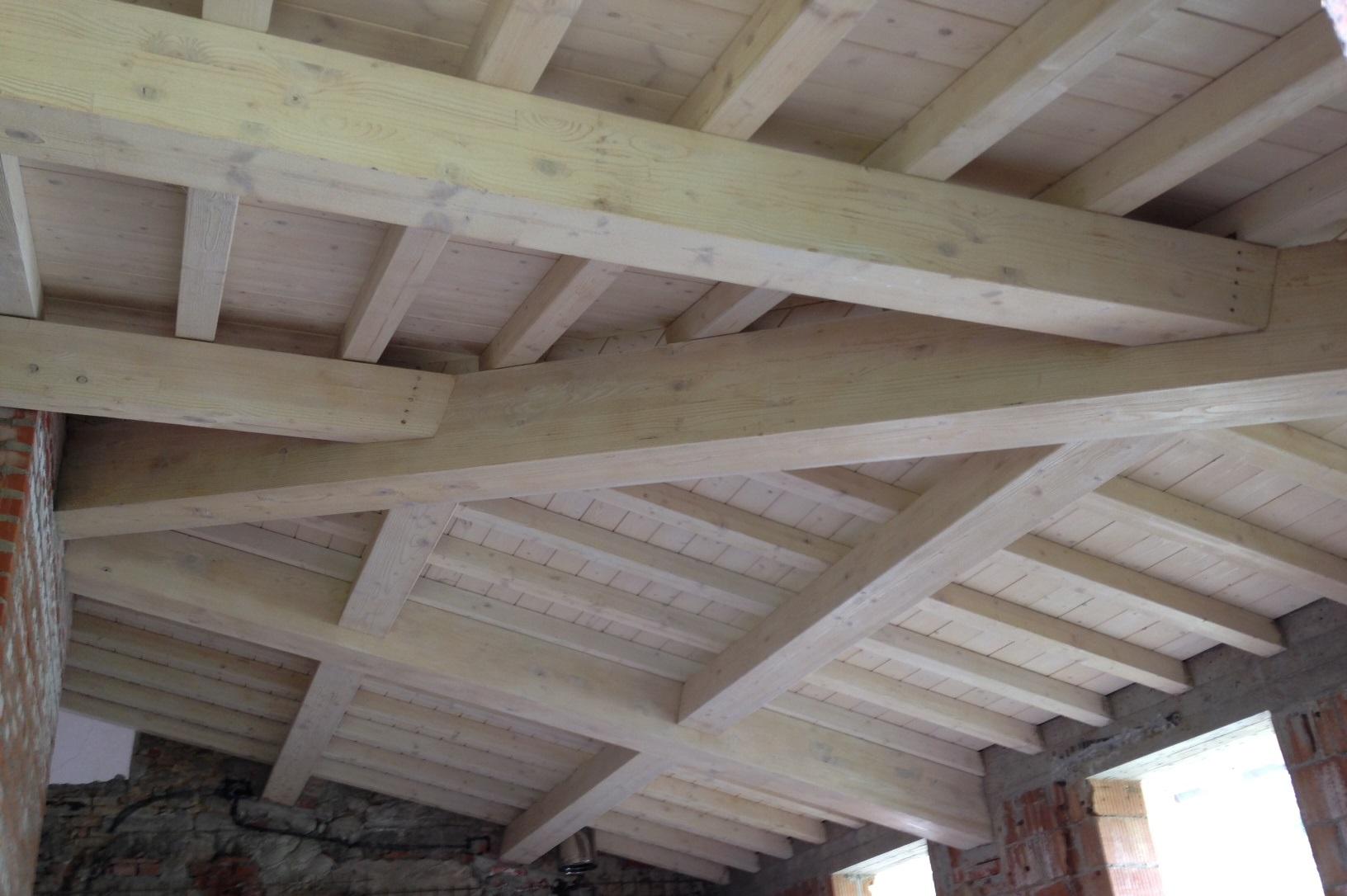 Amazing tetto in legno bianco with tetto in legno bianco - Tetto in legno bianco ...